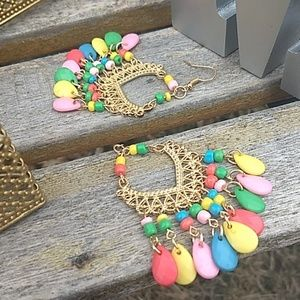 Jewelry - BOHO 🌈dangle  IN FOR SPRING